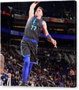 Dallas Mavericks V Phoenix Suns Canvas Print