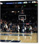 Denver Nuggets V Minnesota Timberwolves Canvas Print