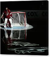 Detroit Red Wings V Arizona Coyotes Canvas Print
