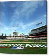 Division Series - St Louis Cardinals V Canvas Print