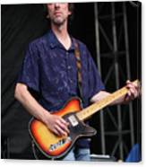 Drive By Truckers Mike Cooley Canvas Print