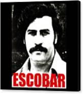 Escobar Canvas Print
