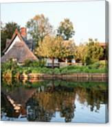 Flatford Mill Canvas Print