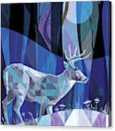 Ghost Walker Canvas Print