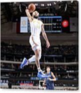 Golden State Warriors V Dallas Mavericks Canvas Print