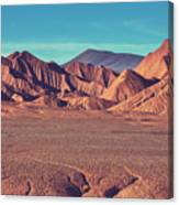 Landscapes Of Northern Argentina Canvas Print