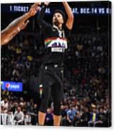 Los Angeles Lakers V Denver Nuggets Canvas Print