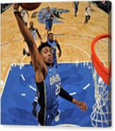 Minnesota Timberwolves V Orlando Magic Canvas Print