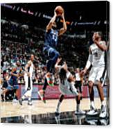 Minnesota Timberwolves V San Antonio Canvas Print