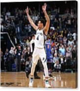 New York Knicks V Memphis Grizzlies Canvas Print