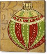 Ornament I Canvas Print