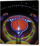 Sacramento Kings V New York Knicks Canvas Print