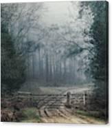 Sloden Inclosure - England Canvas Print