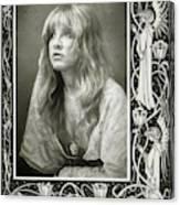 Stevie Nicks Fleetwood Mac Canvas Print
