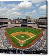 Tampa Bay Rays V New York Yankees Canvas Print