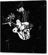 The Doors Perform At Steve Pauls The Canvas Print