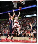 Washington Wizards V Atlanta Hawks - Canvas Print