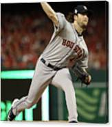 World Series - Houston Astros V 2 Canvas Print