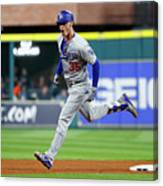World Series - Los Angeles Dodgers V 2 Canvas Print
