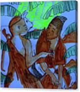 Kintu And Nambi Kintus Tasks Canvas Print