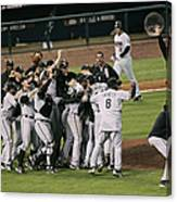 2005 World Series - Chicago White Sox Canvas Print