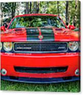 2008 Dodge Challenger 500 Canvas Print