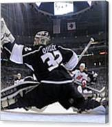 2012 Nhl Stanley Cup Final – Game Four Canvas Print