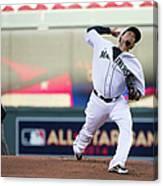 2014 Major League Baseball All-star Game 2014 Canvas Print