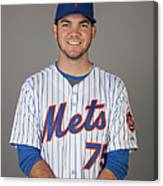 2015 New York Mets Photo Day Canvas Print
