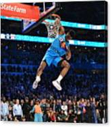 2019 At&t Slam Dunk Canvas Print
