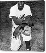 National Baseball Hall Of Fame Library 21 Canvas Print