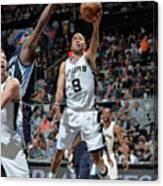 Memphis Grizzlies V San Antonio Spurs - Canvas Print
