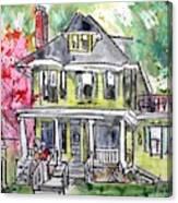 2208 Market Street 2 Canvas Print