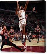 Chicago Bulls V Cleveland Cavaliers Canvas Print
