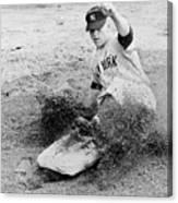 National Baseball Hall Of Fame Library 28 Canvas Print