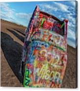Cadillac Ranch Canvas Print