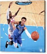 Chicago Bulls V Dallas Mavericks Canvas Print