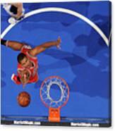 Chicago Bulls V Orlando Magic Canvas Print