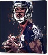 Denver Broncos.case Keenum. Canvas Print