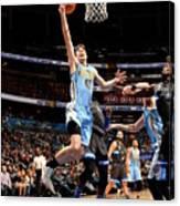 Denver Nuggets V Orlando Magic Canvas Print