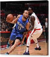 Orlando Magic V La Clippers Canvas Print
