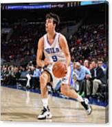 Philadelphia 76ers V Utah Jazz Canvas Print