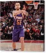 Phoenix Suns V Portland Trail Blazers Canvas Print