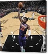 Phoenix Suns V San Antonio Spurs Canvas Print