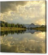 Snake River Canvas Print