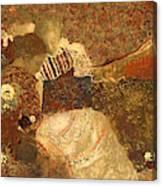 The Album  Canvas Print