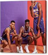 2018 Nba Rookie Photo Shoot Canvas Print
