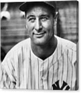 National Baseball Hall Of Fame Library 39 Canvas Print