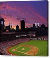 Arizona Diamondbacks V St. Louis Canvas Print