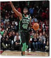 Boston Celtics V Chicago Bulls Canvas Print